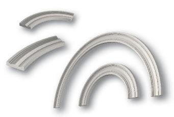 Дуги для арки из полиуретана