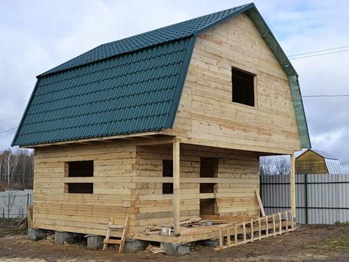 Крыши для дачи