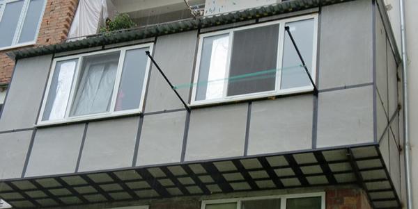 Нормы расхода на утепление фасада