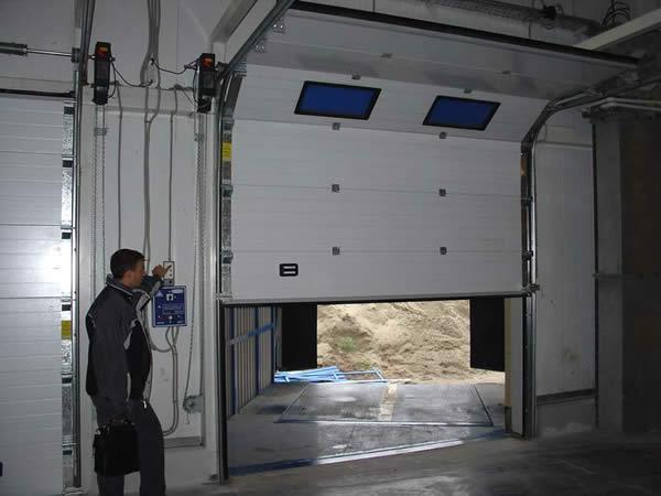 ворота автоматические ремонт монтаж